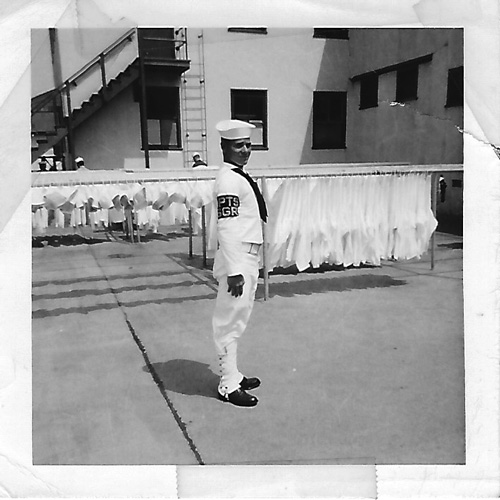 Scott Martin, US Navy